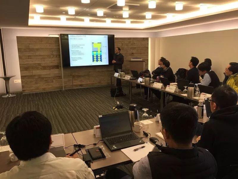 AMT与IBM关于淮安工厂生产工艺会议在纽约举行